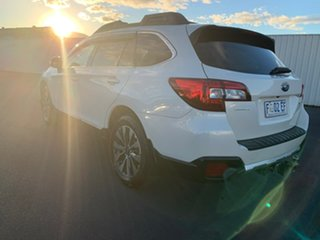 2016 Subaru Outback B6A MY16 2.5i CVT AWD White 6 Speed Constant Variable Wagon