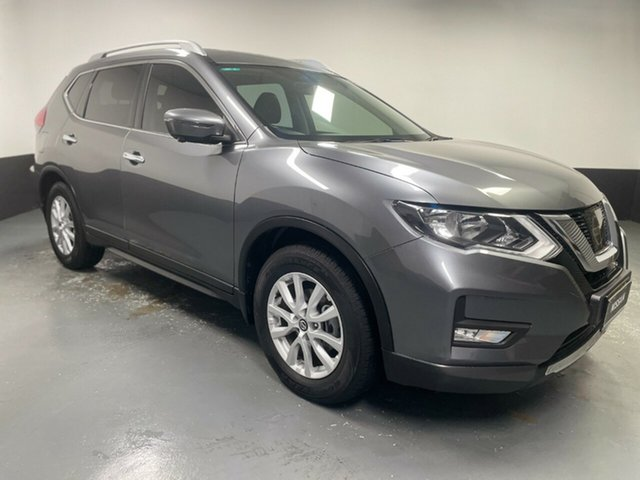 Used Nissan X-Trail T32 Series II ST-L X-tronic 2WD Cardiff, 2018 Nissan X-Trail T32 Series II ST-L X-tronic 2WD Gun Metallic 7 Speed Constant Variable Wagon