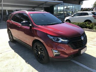 2019 Holden Equinox EQ MY20 Black Edition FWD Red 6 Speed Sports Automatic Wagon.