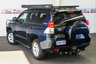 2012 Toyota Landcruiser Prado KDJ150R 11 Upgrade GXL (4x4) Metal Storm 5 Speed Sequential Auto Wagon.