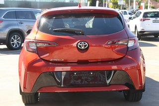 2020 Toyota Corolla Mzea12R SX Volcanic Red 10 Speed Constant Variable Hatchback