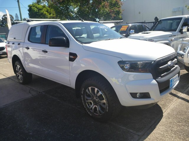 Used Ford Ranger PX MkII XL Morayfield, 2017 Ford Ranger PX MkII XL White 6 Speed Sports Automatic Utility