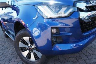 2021 Isuzu D-MAX RG MY21 LS-U (4x4) Cobalt Blue 6 Speed Manual Crew Cab Utility.