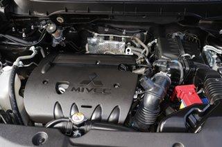 2015 Mitsubishi ASX XB MY15.5 LS 2WD Black 6 Speed Constant Variable Wagon