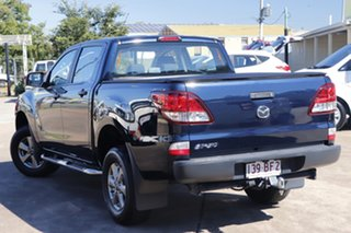 2018 Mazda BT-50 UR0YG1 XT 4x2 Hi-Rider Blue 6 Speed Sports Automatic Utility
