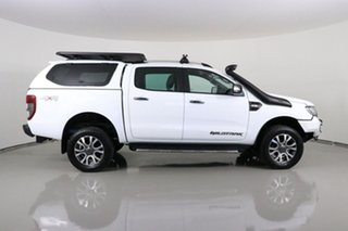 2018 Ford Ranger PX MkII MY18 Wildtrak 3.2 (4x4) White 6 Speed Automatic Dual Cab Pick-up