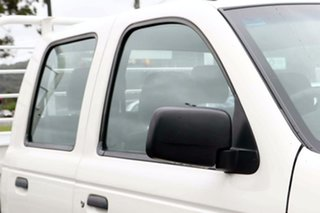 2006 Ford Courier PH (Upgrade) GL Crew Cab 4x2 White 5 Speed Automatic Utility