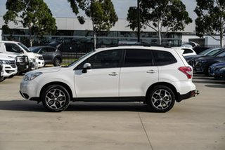 2013 Subaru Forester S4 2.5I-S White Constant Variable SUV