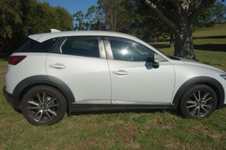 2015 Mazda CX-3 DK2W7A sTouring SKYACTIV-Drive Ceramic 6 Speed Sports Automatic Wagon.