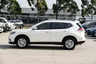 2014 Nissan X-Trail T32 ST-L White Constant Variable SUV