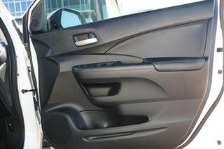 2013 Honda CR-V RM VTi-L 4WD White 5 Speed Automatic SUV
