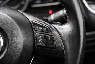 2016 Mazda 3 BN5478 Maxx SKYACTIV-Drive Black 6 Speed Sports Automatic Hatchback