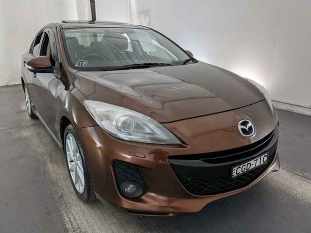 Used Mazda 3 BL10L2 SP25 Maryville, 2011 Mazda 3 BL10L2 SP25 Bronze 6 Speed Manual Sedan