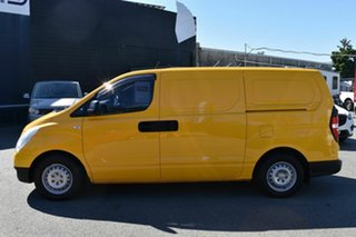 2010 Hyundai iLOAD TQ Yellow 5 Speed Manual Van