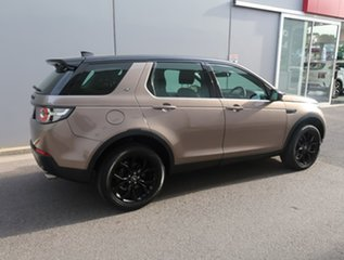 2016 Land Rover Discovery Sport L550 17MY HSE Luxury Brown 9 Speed Sports Automatic Wagon