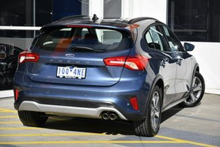 2019 Ford Focus SA 2020.25MY Active Blue 8 Speed Automatic Hatchback