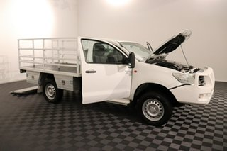 2014 Toyota Hilux KUN26R MY14 SR Glacier 5 speed Automatic Cab Chassis
