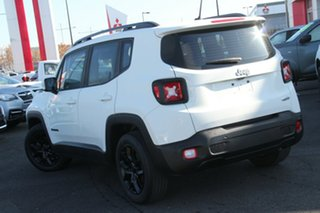 2015 Jeep Renegade BU MY16 Longitude DDCT White 6 Speed Sports Automatic Dual Clutch Hatchback.