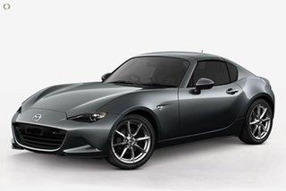 2021 Mazda MX-5 ND GT RF SKYACTIV-MT Grey 6 Speed Manual Targa