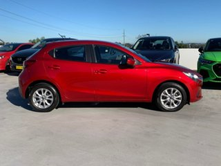 2014 Mazda 2 DE10Y2 MY14 Maxx Sport Soul Red 4 Speed Automatic Hatchback.