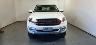 2017 Ford Everest UA 2018.00MY Trend White 6 Speed Sports Automatic SUV
