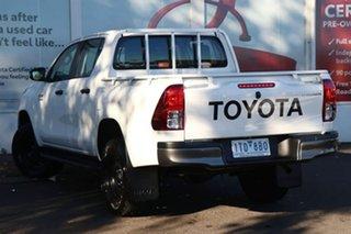 Hilux 4x4 SR 2.8L T Diesel Automatic Double Cab.