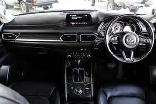 2018 Mazda CX-5 KF Series GT Grey Sports Automatic SUV.