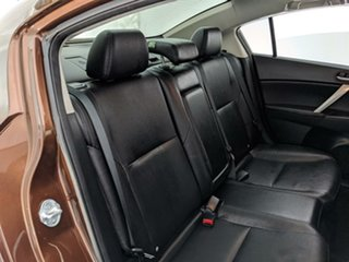 2011 Mazda 3 BL10L2 SP25 Bronze 6 Speed Manual Sedan