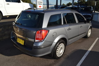 2006 Holden Astra AH MY06 CD Silver 4 Speed Automatic Wagon