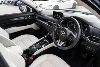 2019 Mazda CX-5 KF Series GT Blue Sports Automatic SUV