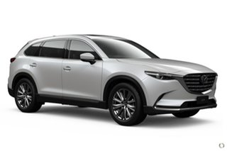 2021 Mazda CX-9 TC Azami SKYACTIV-Drive i-ACTIV AWD White 6 Speed Sports Automatic Wagon