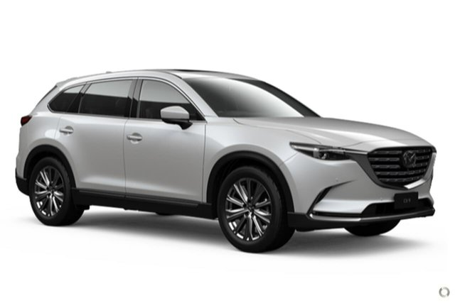 New Mazda CX-9 TC Azami SKYACTIV-Drive i-ACTIV AWD Waitara, 2021 Mazda CX-9 TC Azami SKYACTIV-Drive i-ACTIV AWD White 6 Speed Sports Automatic Wagon