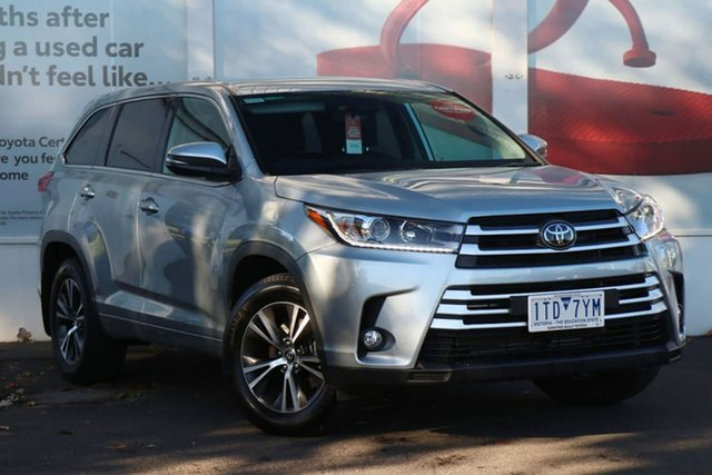 Pre-Owned Toyota Kluger Ferntree Gully, Kluger GX AWD 3.5L Petrol Automatic Wagon