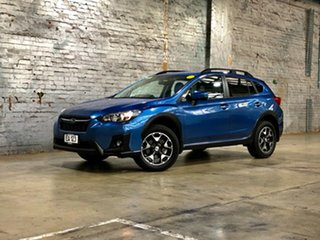 2019 Subaru XV G5X MY19 2.0i-L Lineartronic AWD Blue 7 Speed Constant Variable Wagon.