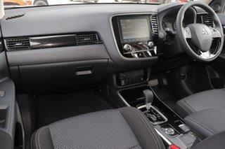 2021 Mitsubishi Outlander ZL MY21 ES 7 Seat (AWD) White 6 Speed CVT Auto Sequential Wagon