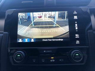 2019 Honda Civic 10th Gen MY19 VTi-L Grey 1 Speed Constant Variable Hatchback