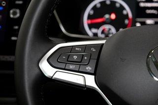 2020 Volkswagen T-Cross C1 MY21 85TSI DSG FWD Style Silver 7 Speed Sports Automatic Dual Clutch.