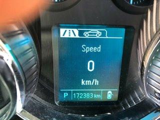 2013 Holden Cruze JH Series II MY13 CDX Silver 6 Speed Sports Automatic Sedan
