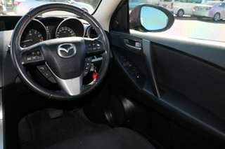 2010 Mazda 3 BL10F1 Maxx Activematic Black 5 Speed Sports Automatic Hatchback
