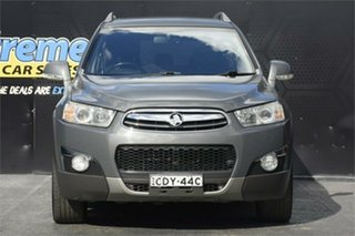 2011 Holden Captiva CG Series II 7 AWD LX Grey 6 Speed Sports Automatic Wagon.