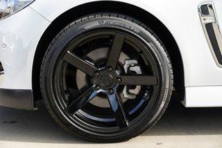 2016 Holden Commodore VF II MY16 SS V Sportwagon White 6 Speed Sports Automatic Wagon