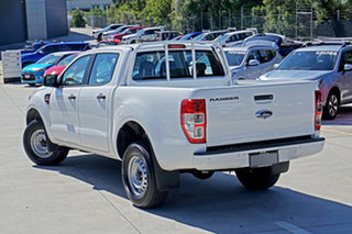 2020 Ford Ranger PX MkIII 2021.25MY XL Arctic White 6 Speed Sports Automatic Double Cab Pick Up.