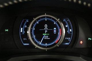 2014 Lexus IS350 GSE31R MY15 F Sport Grey 8 Speed Automatic Sedan