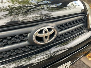 2007 Toyota RAV4 ACA33R Cruiser Black/Grey 5 Speed Manual Wagon