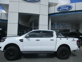 2017 Ford Ranger PX MkII MY17 Update XLS 3.2 (4x4) White 6 Speed Automatic Double Cab Pick Up.