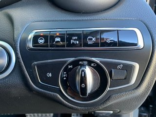 2015 Mercedes-Benz C-Class W205 C63 AMG SPEEDSHIFT MCT S Black 7 Speed Sports Automatic Sedan