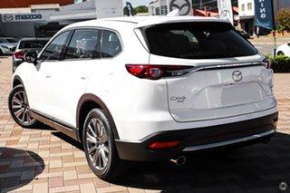 2021 Mazda CX-9 TC Azami LE SKYACTIV-Drive i-ACTIV AWD White 6 Speed Sports Automatic Wagon