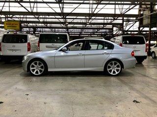 2008 BMW 3 Series E90 MY08 320i Steptronic Executive Silver 6 Speed Sports Automatic Sedan