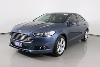 2019 Ford Mondeo MD MY18.75 Trend TDCi Blue 6 Speed Automatic Hatchback.