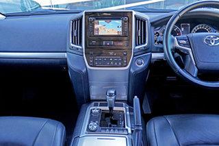 2017 Toyota Landcruiser VDJ200R Altitude White 6 Speed Sports Automatic Wagon